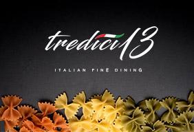 TREDICI 13